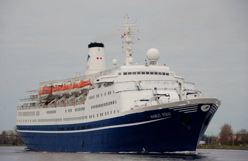 Marco Polo Cruise & Maritime Voyges