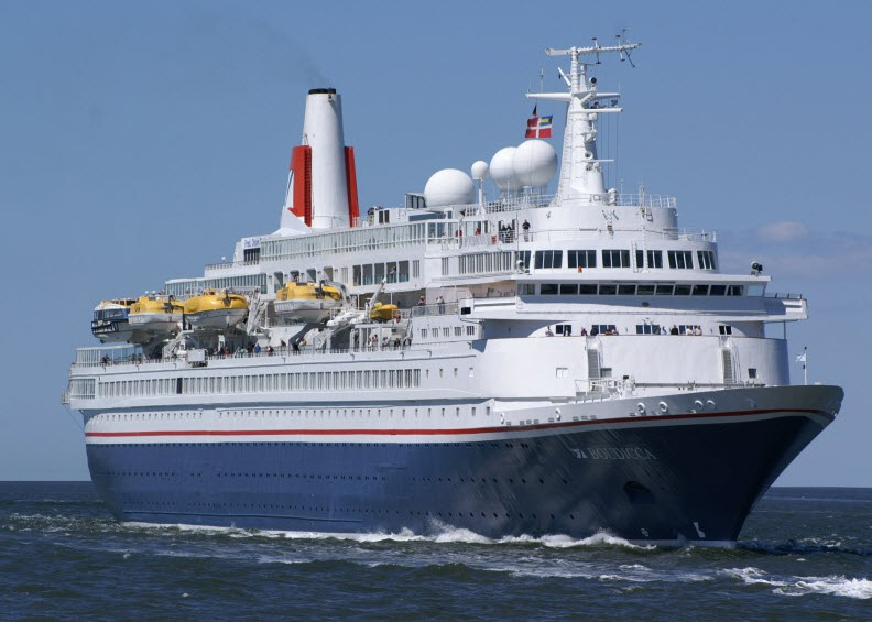 Boudicca Fred Olsen Cruise Lines