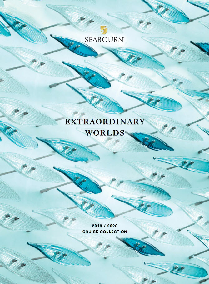 Seabourn Cruise Collection Extraordinary Worlds 2019-2020