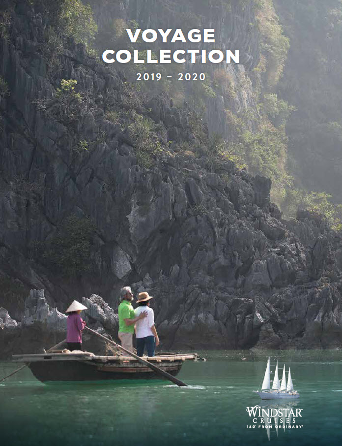 Windstar Cruises Voyage collection 2019-2020