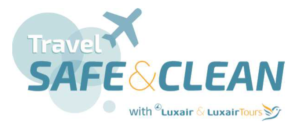Logo Save & Clean Luxair Tours